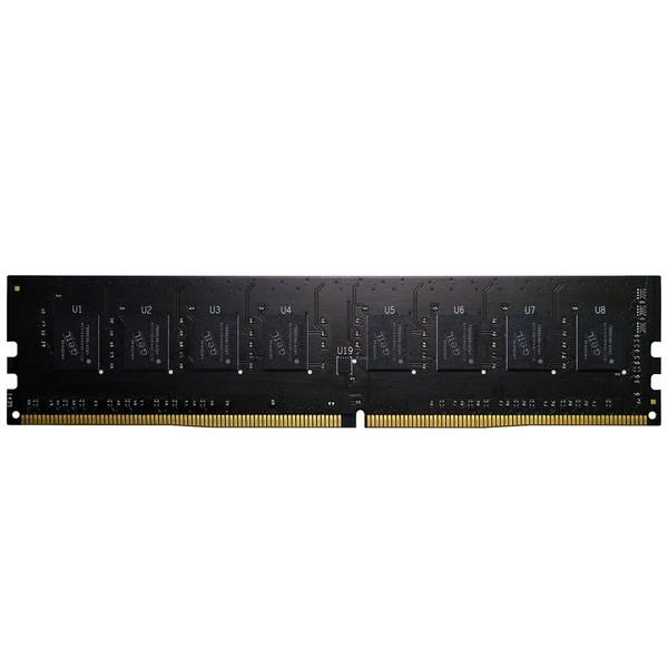 رم دسکتاپ DDR4 تک کاناله 2400 مگاهرتز CL17 گیل مدل Pristine ظرفیت 4 گیگابایت