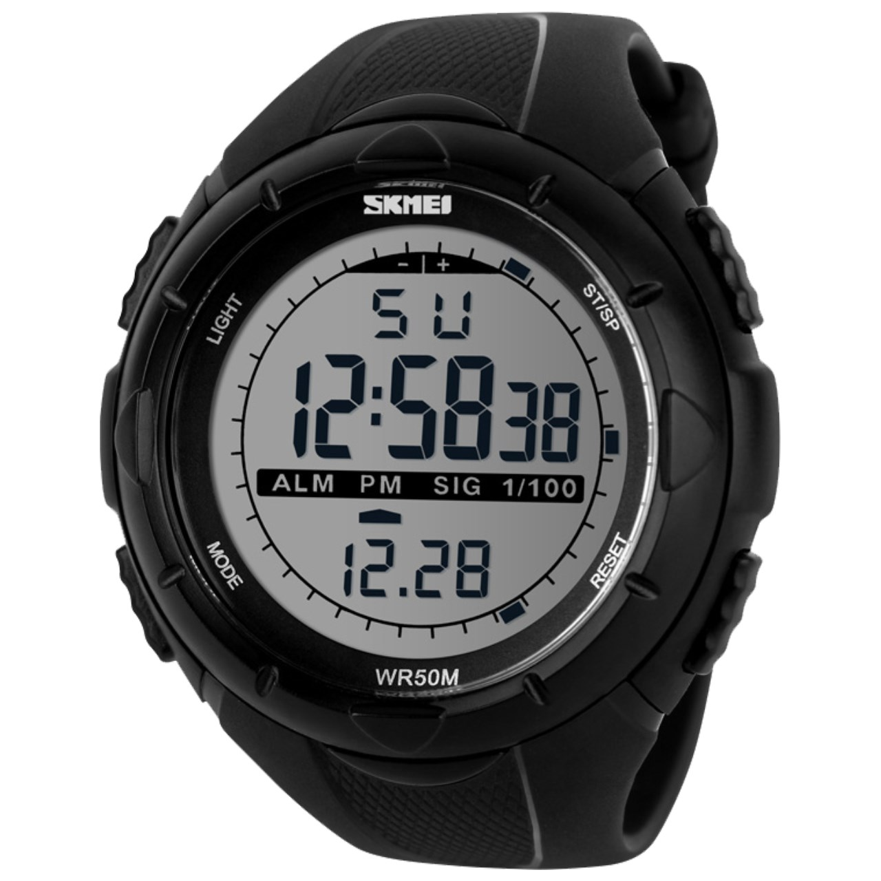 ساعت مچی دیجیتال اسکمی مدل 1025 8