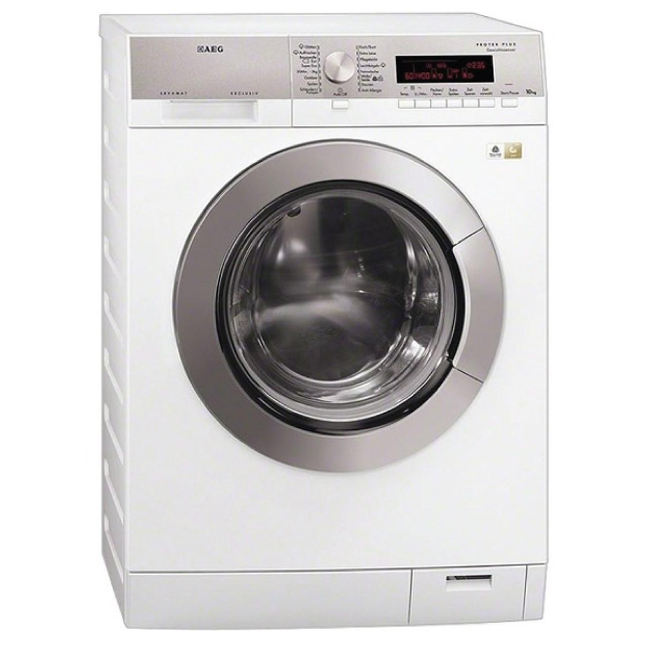 ماشین لباسشویی آاگ مدل L88409FL2 ظرفیت 10 کیلوگرم