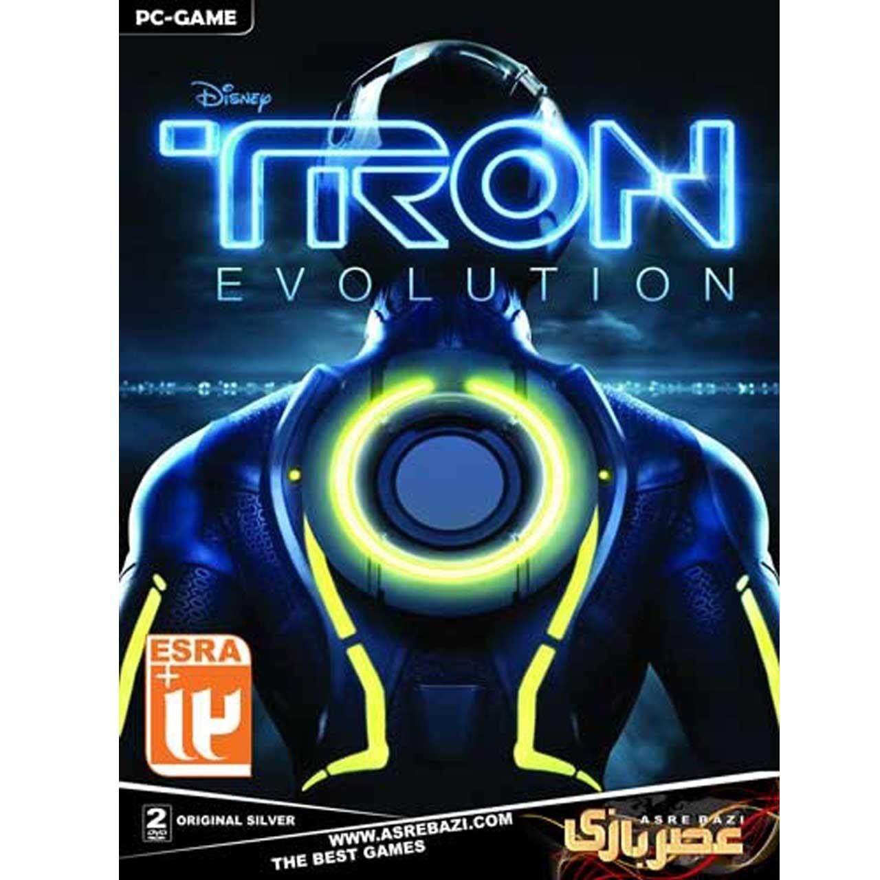 بازی TRON EVOLUTION مخصوص PC