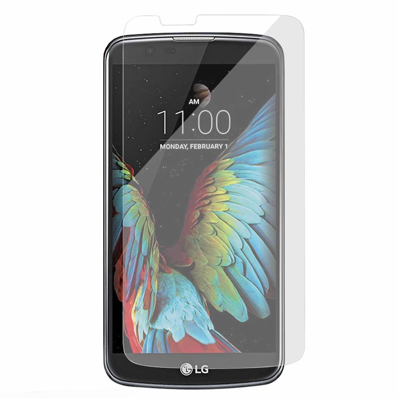 محافظ صفحه نمایش شیشه ای 9 اچ مناسب برای گوشی LG K10
