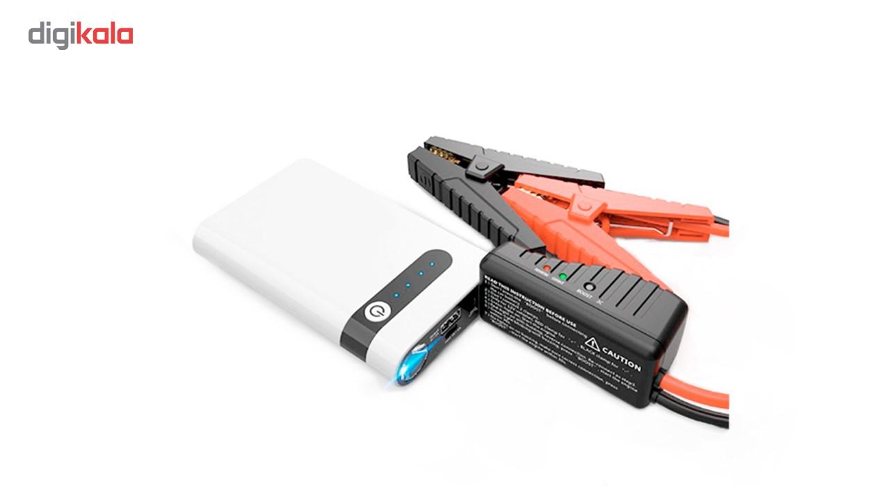 جامپ استارتر خودرو و پاوربانک کارکو مدل Epower-03B ظرفیت 8 آمپر ساعت