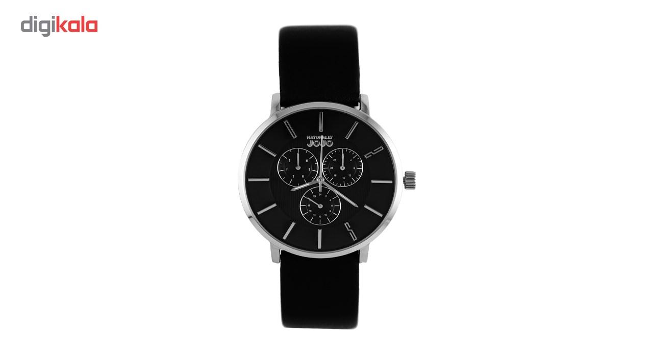 خرید ساعت مچی عقربه ای نچرالی ژوژو کد JO96620.89M