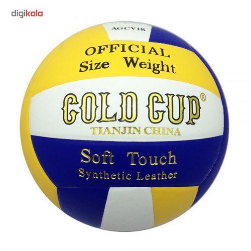 توپ والیبال گلد کاپ مدل AGCV18