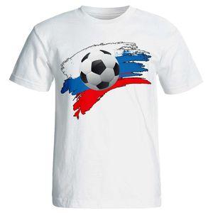 تی شرت مردانه پارس طرح فوتبال کد 3653