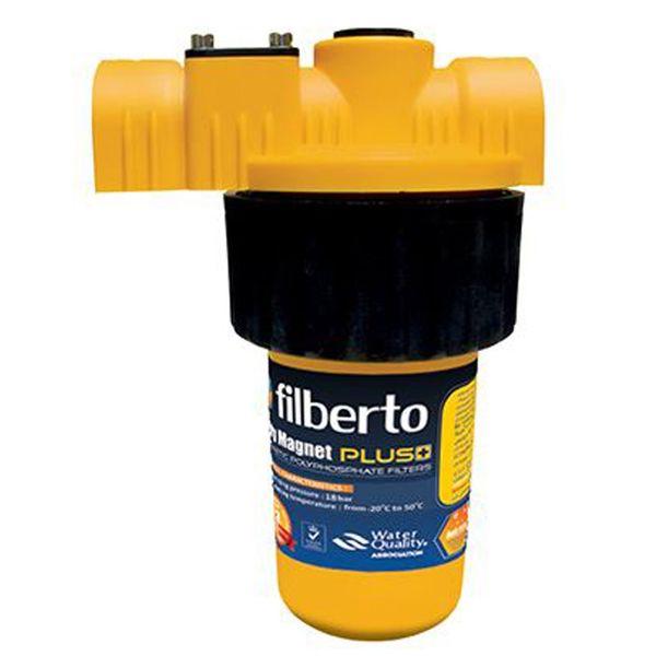 فیلتر رسوب گیر پکیج و آبگرمکن فیلبرتو پلی مگنت پلاس مدل PP