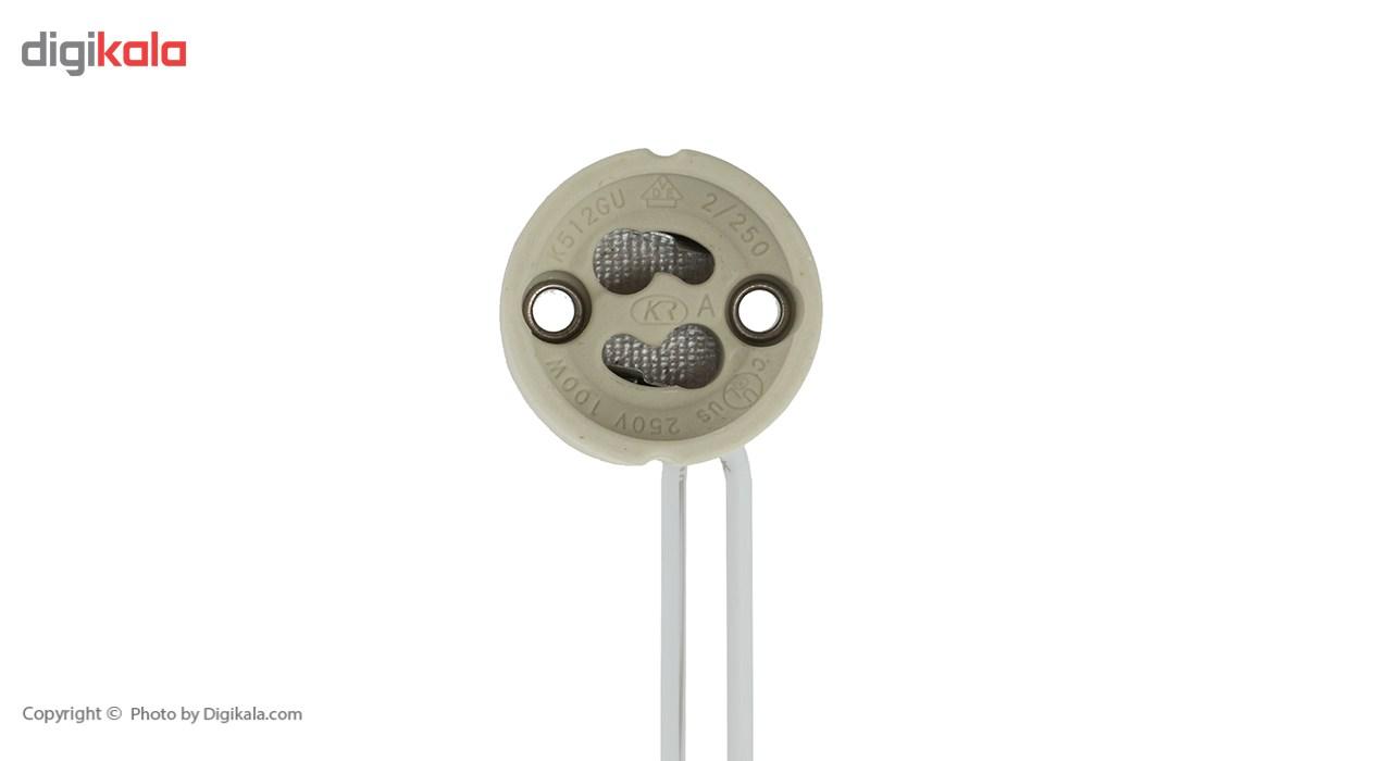 سرپیچ لامپ GU10 main 1 3