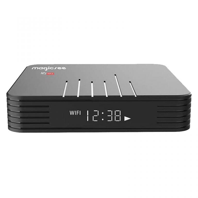 پخش کننده خانگی مجیکسی مدل N5 MAX 64G