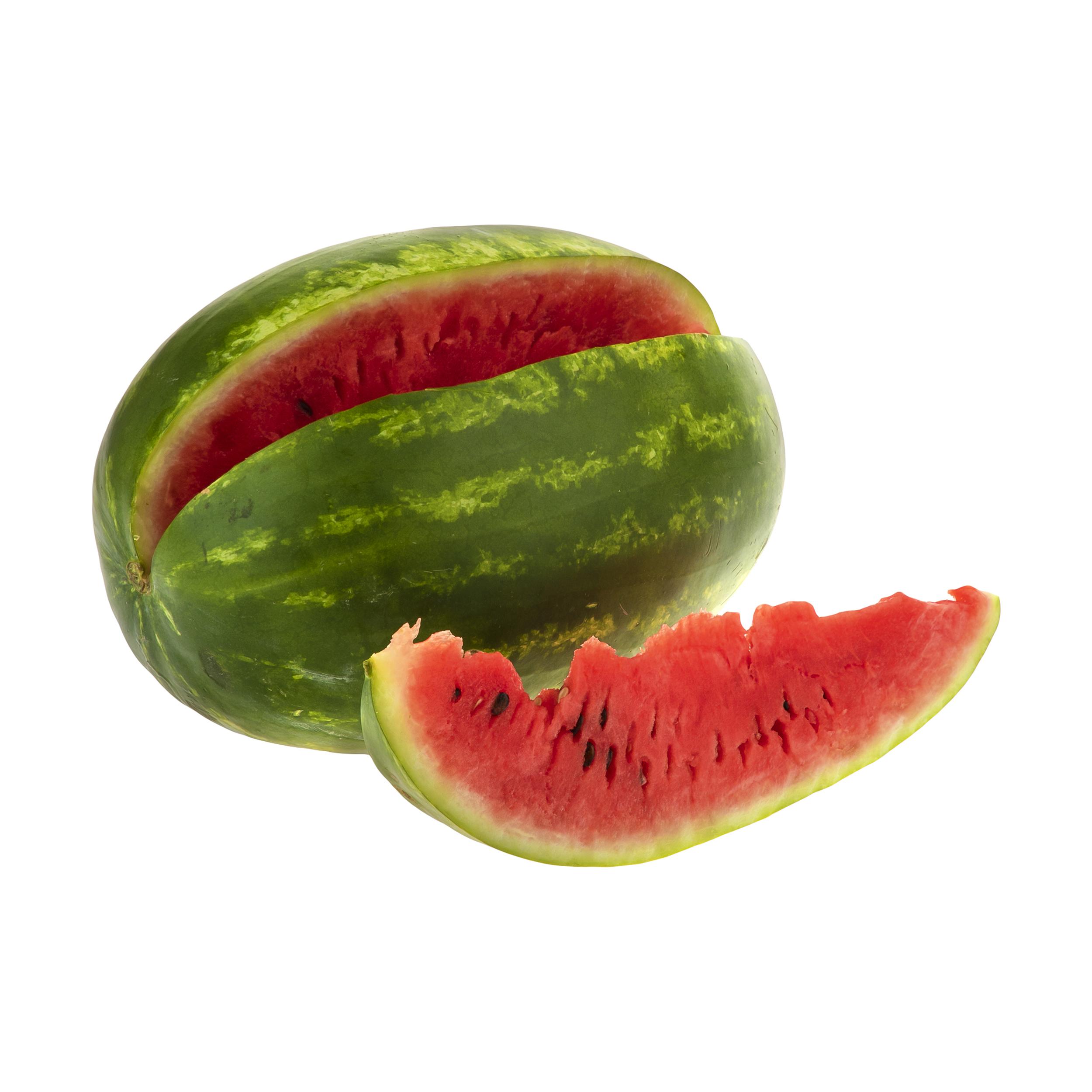 هندوانه ميوه پلاس - 8 تا 10 کيلوگرم