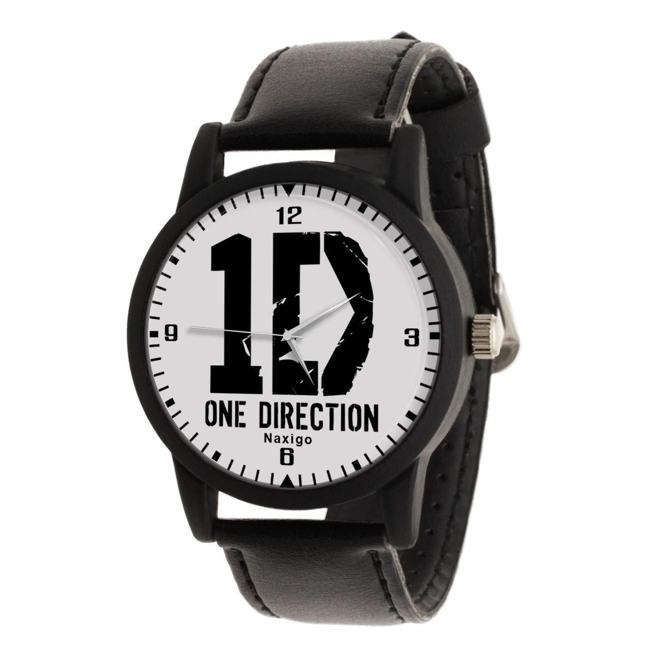ساعت مچی عقربه ای ناکسیگو طرح One Direction کد LF4218