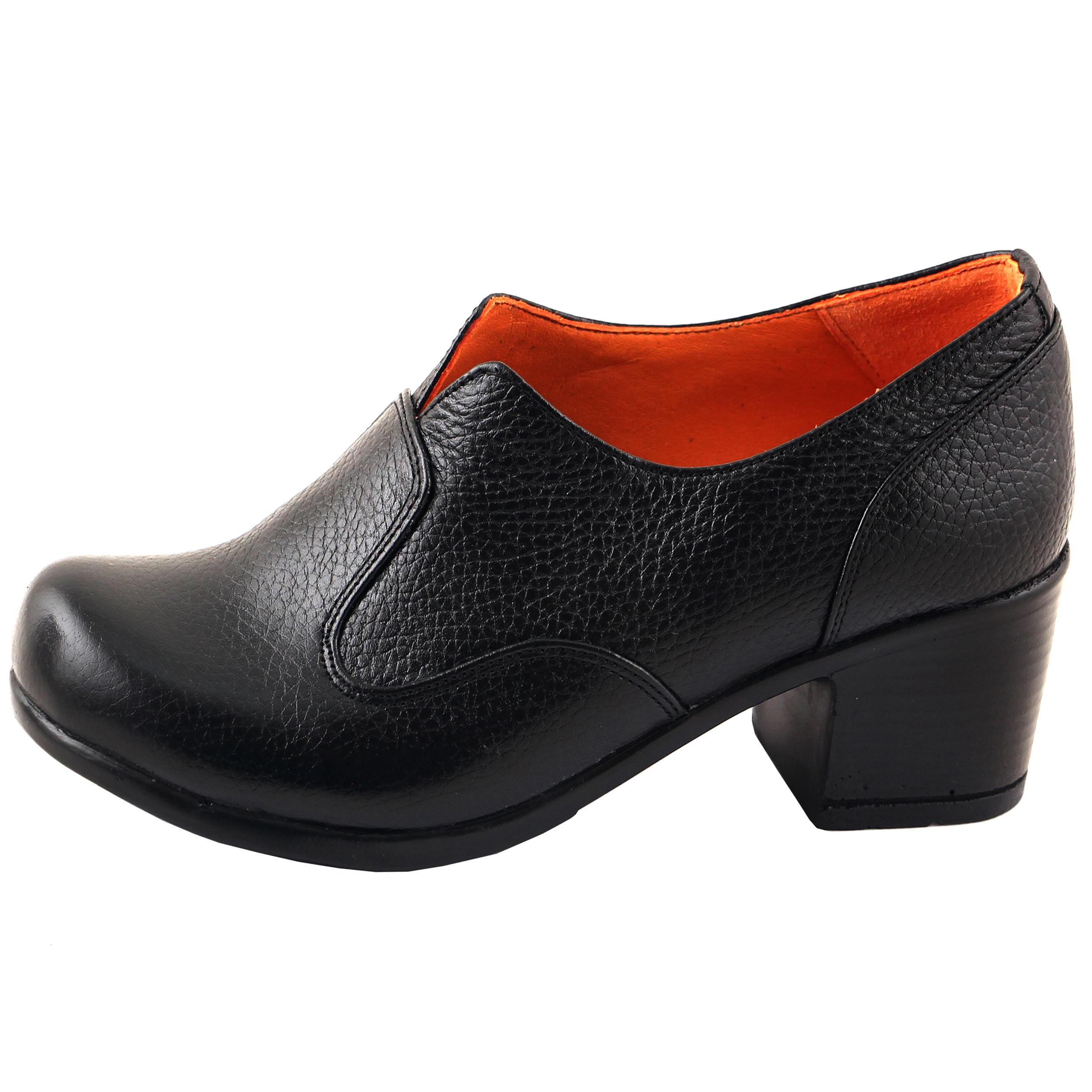 خرید                      کفش زنانه آدین چرم کد DK32.1ms