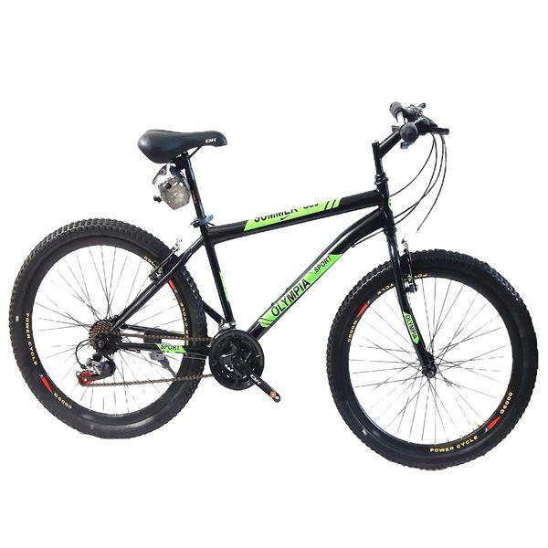 دوچرخه کوهستان مدل summer سایز26 غیر اصل