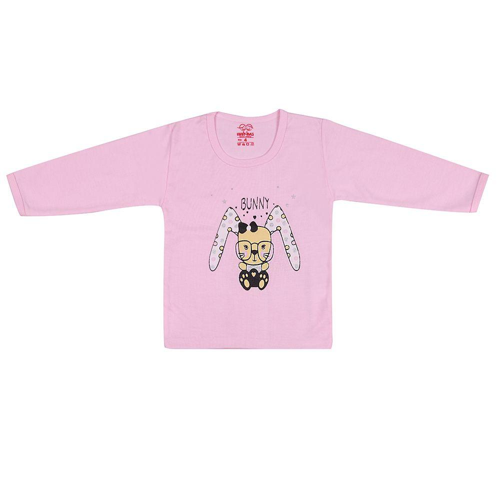 ست تی شرت و شلوار نوزادی کد ۵۰۲  -  - 6