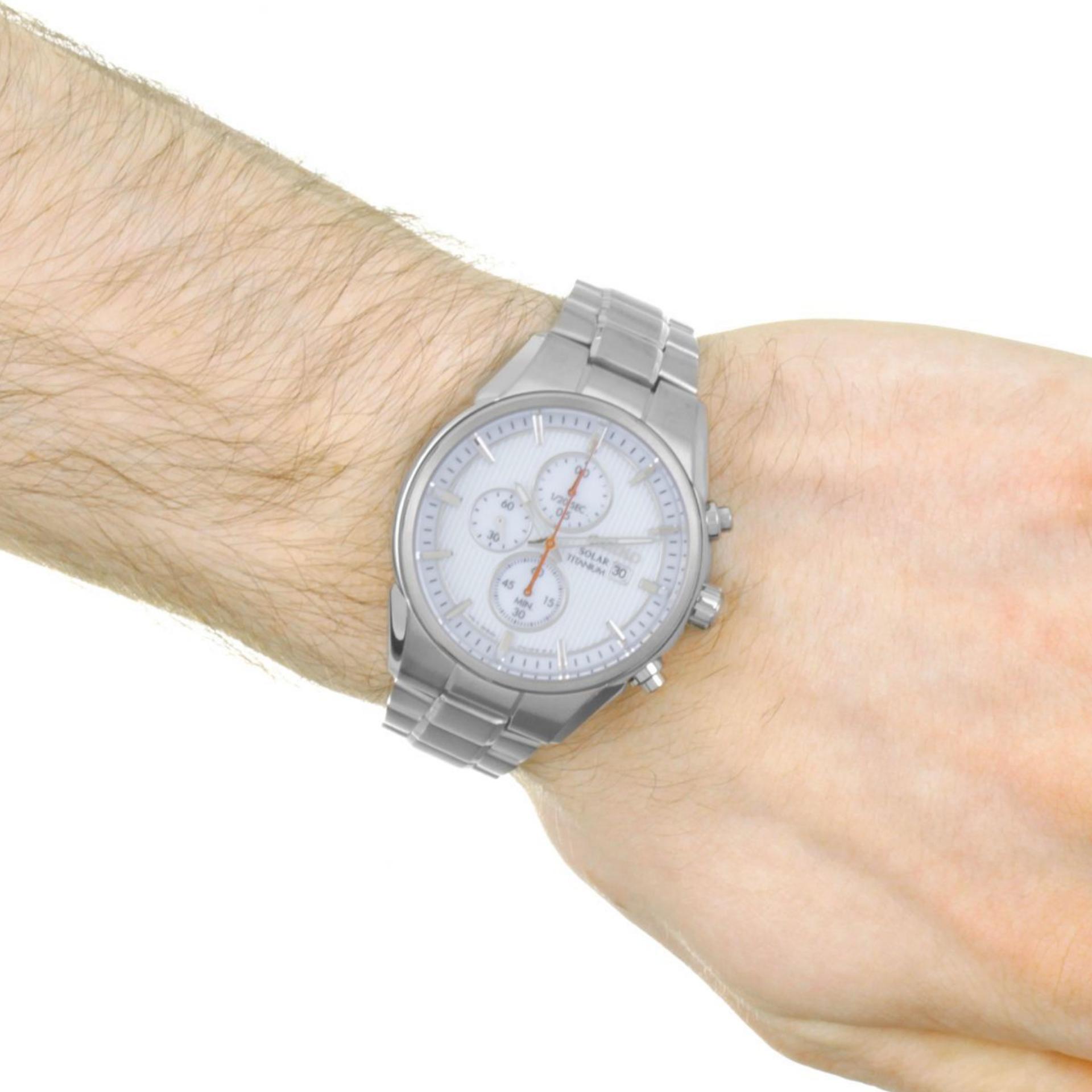 ساعت مچی عقربهای مردانه سیکو مدل SSC363P1