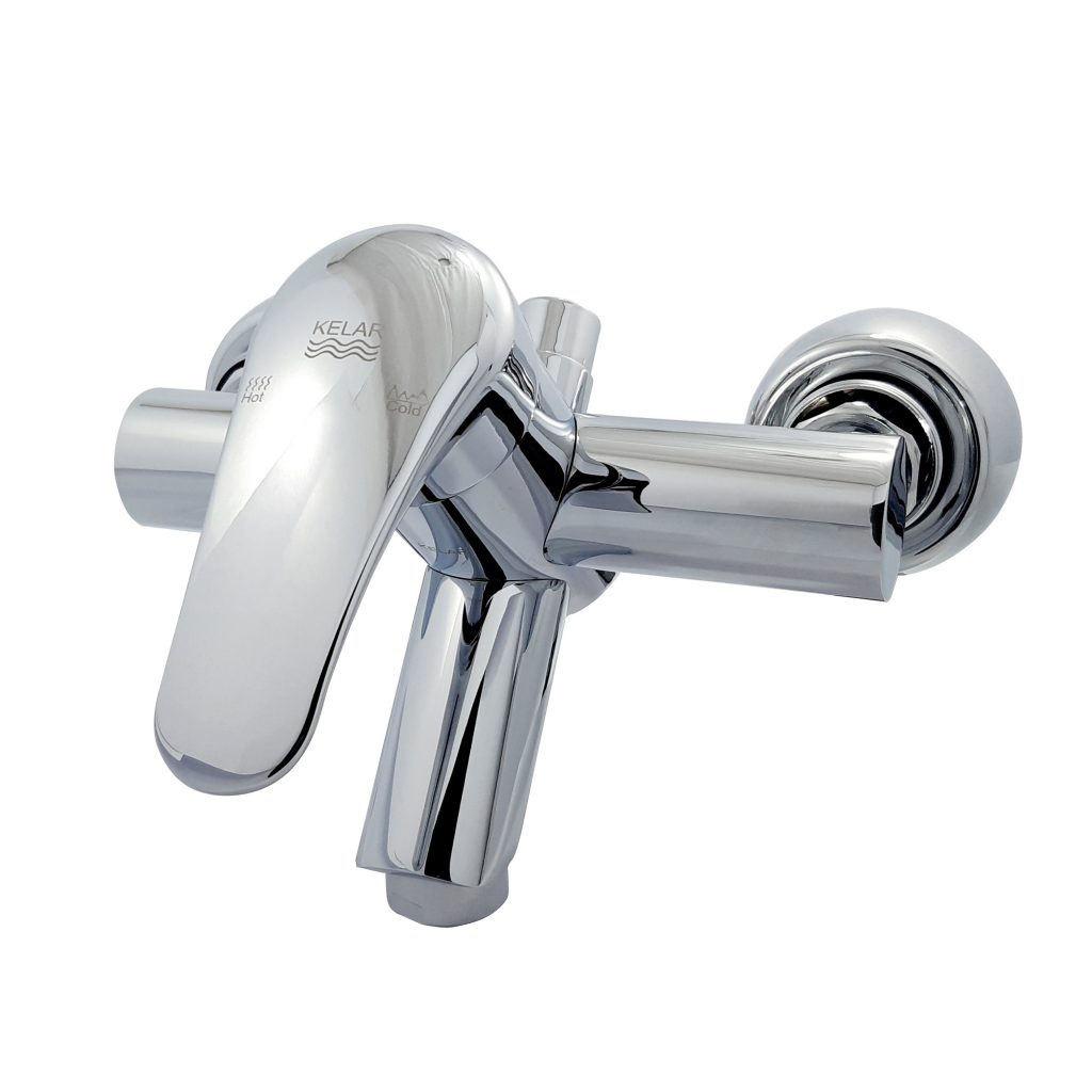 قیمت                                      شیر حمام کلارپویا مدل نیوآریاکد03