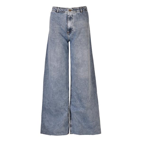 شلوار جین زنانه بادی اسپینر مدل 3063 کد 2 رنگ آبی