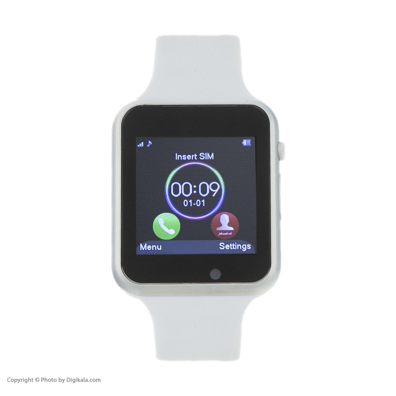 ساعت هوشمند هاینو تکو مدل HS01 -  - 3