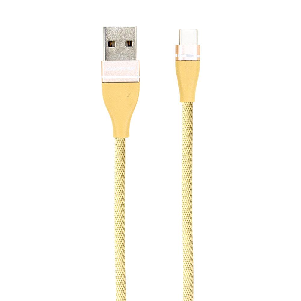 کابل تبدیل USB به USB-C کینگ استار مدل K33 C طول 1 متر