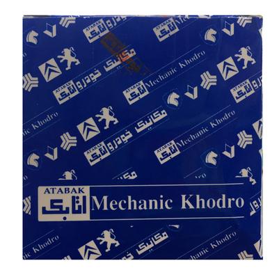 کاسه نمد میل سوپاپ مکانیک خودرو کد 50387 مناسب برای پژو 206 بسته 2 عددی