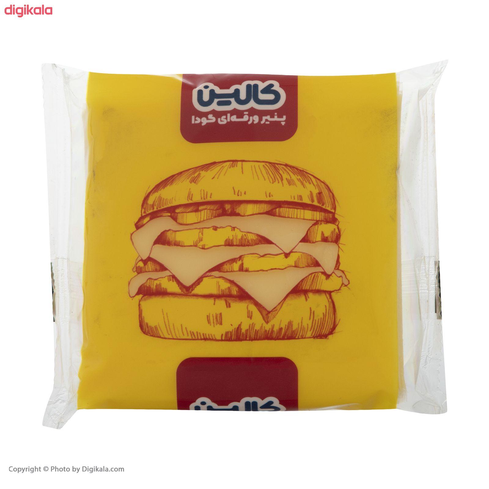 پنیر گودا ورقهای کالین - 180 گرم main 1 3