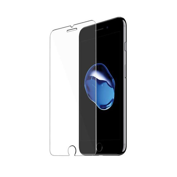 محافظ صفحه نمایش شیشه ای تمپرد مناسب برای موبایل اپل آیفون 8plus/7plus/6plus