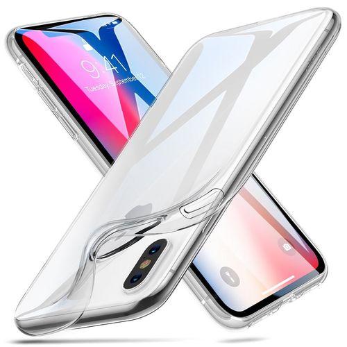 کاور ژله ای مدل Clear مناسب برای گوشی آیفون X