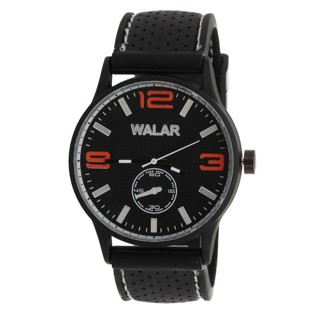 ساعت مچی عقربه ای والار  مدل F1016