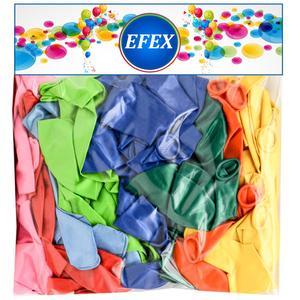 بادکنک طرح 9 EFEX بسته 40 عددی