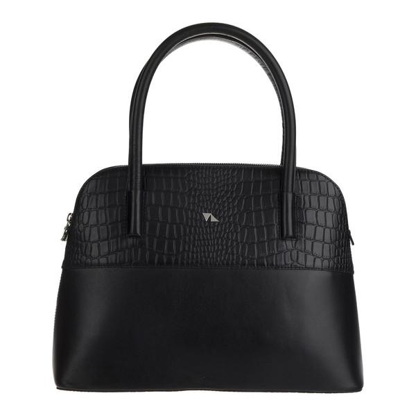 کیف دستی زنانه چرم مشهد مدل S5082