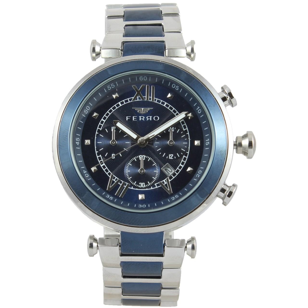 ساعت مچی عقربه ای مردانه فرو مدل F71678-632-L