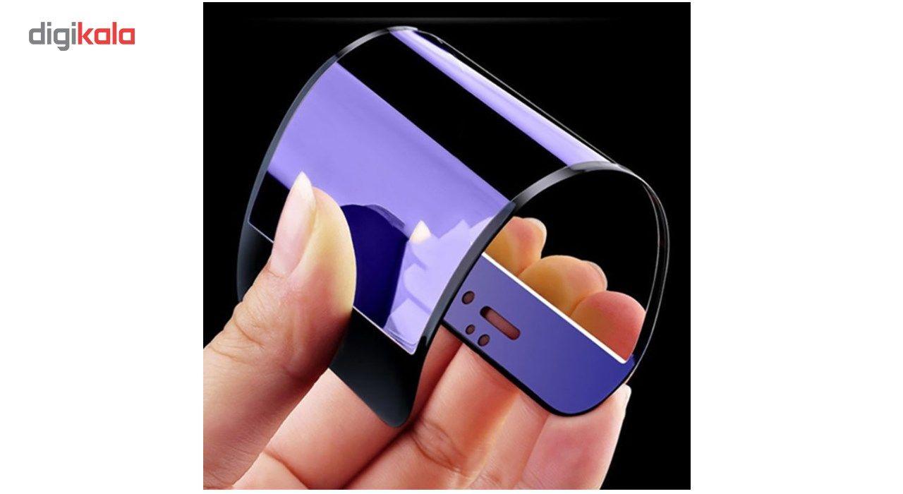 محافظ صفحه نمایش تمام چسب شیشه ای مدل 5D مناسب برای گوشی اپل آیفون 7 پلاس main 1 6