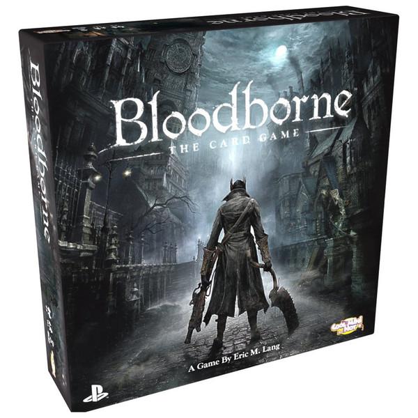 بازی رومیزی سی مون مدل BloodBorne