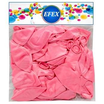 بادکنک متالایز طرح 5 EFEX بسته 40 عددی