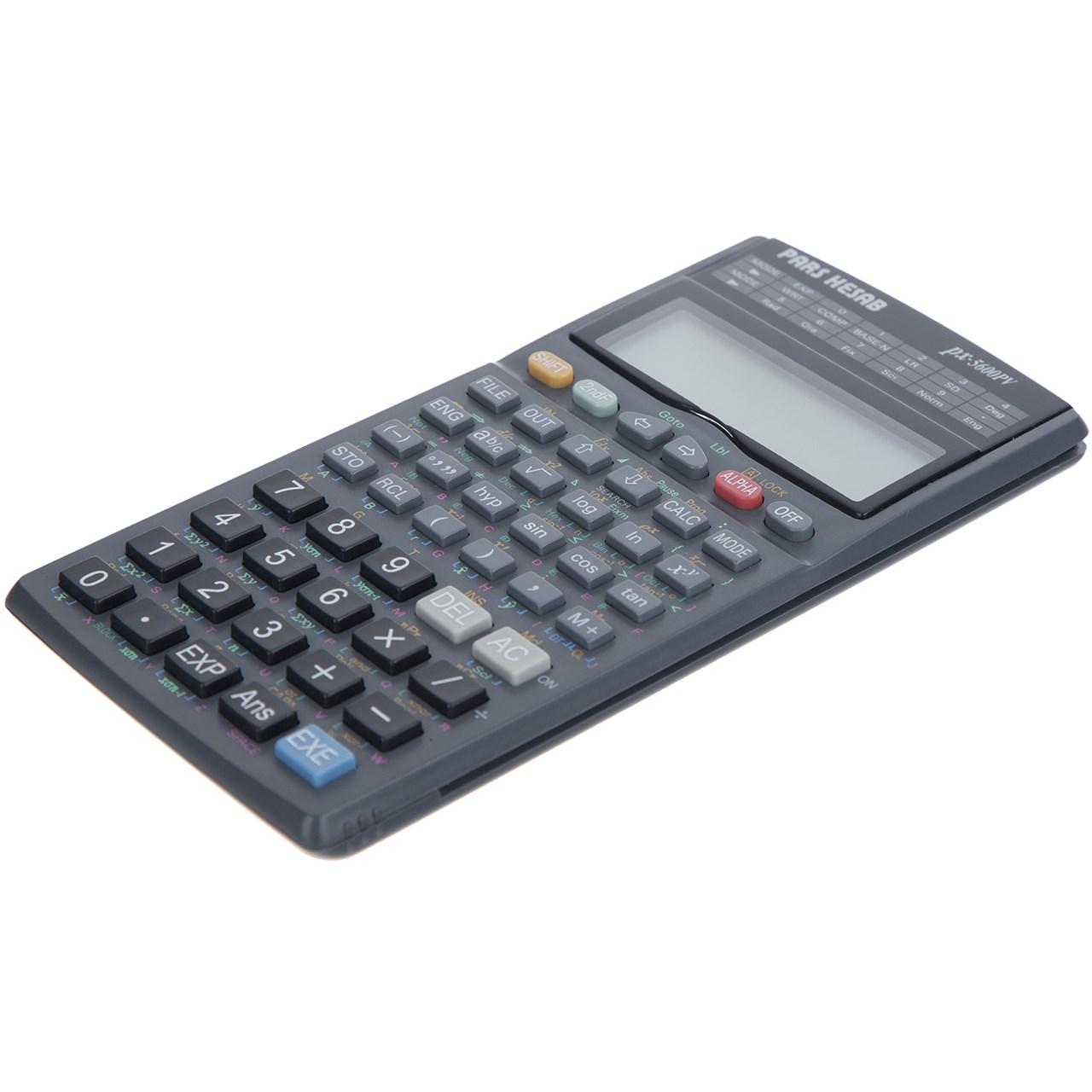 ماشین حساب پارس حساب مدل px-5600PV