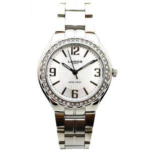 ساعت مچی عقربه ای زنانه لاروس مدل LW-A108-Silver