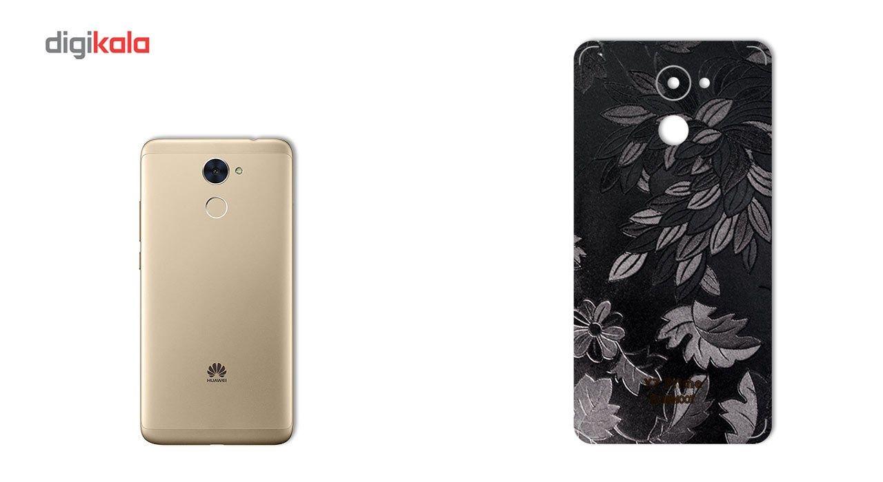 برچسب پوششی ماهوت مدل Wild-flower Texture مناسب برای گوشی  Huawei Y7 Prime main 1 1