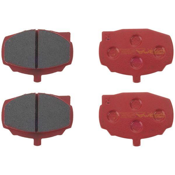 لنت ترمز جلو کارما دیسکی مناسب برای پیکان بسته 2جفتی