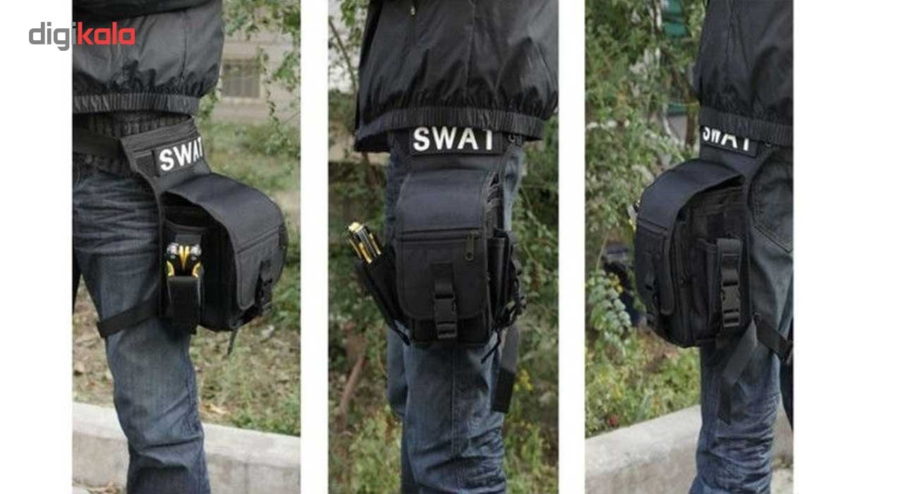 کیف کمری تاکتیکال مدل SWAT