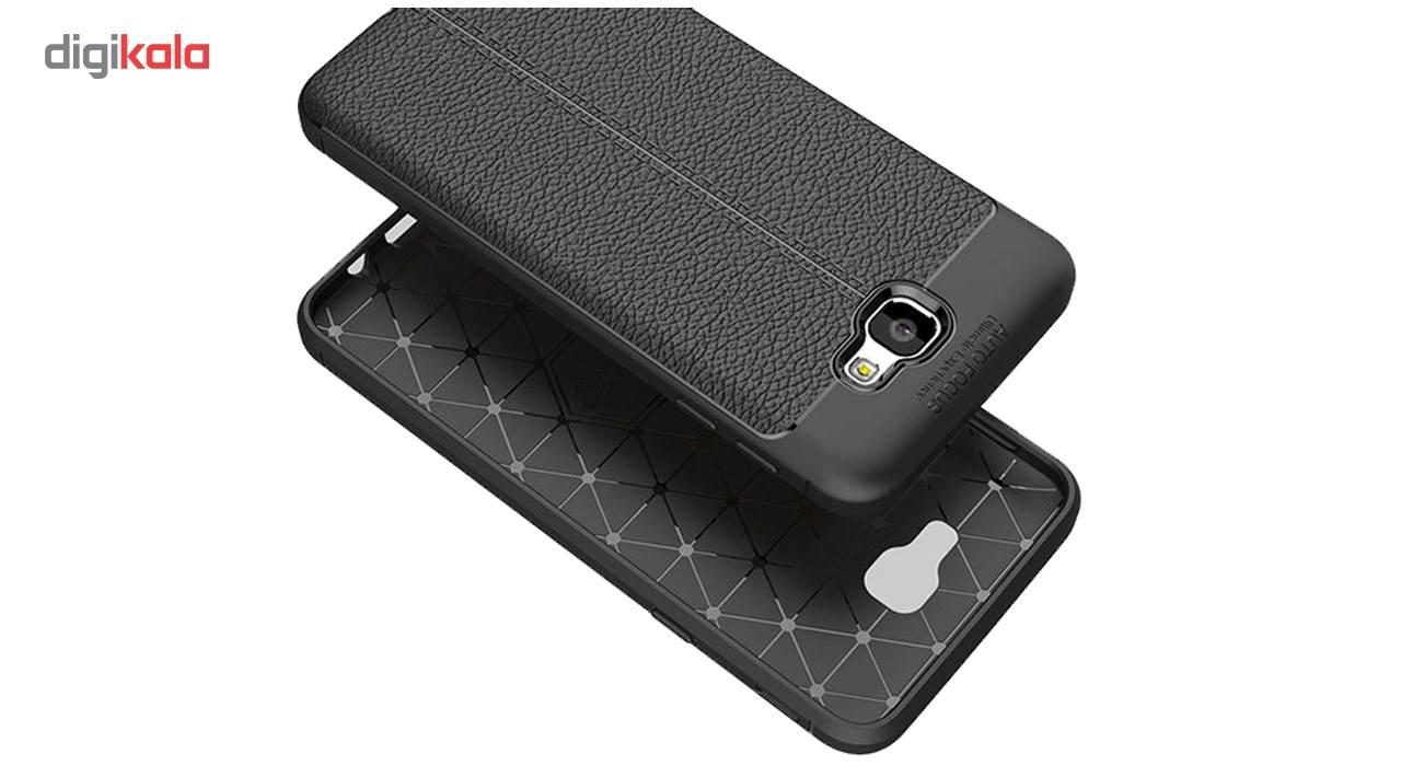 کاور ژله ای طرح چرم مناسب برای گوشی موبایل سامسونگ J7 Prime / J7 Prime 2 main 1 2