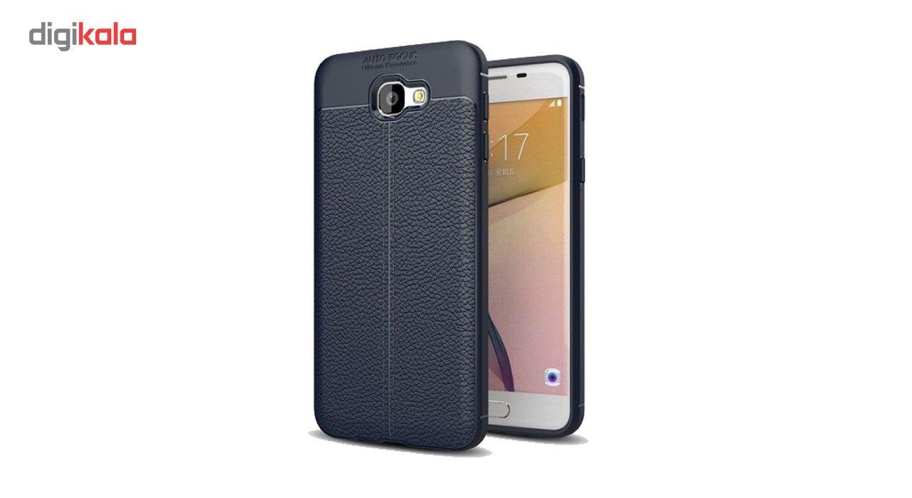 کاور ژله ای طرح چرم مناسب برای گوشی موبایل سامسونگ J7 Prime / J7 Prime 2 main 1 3