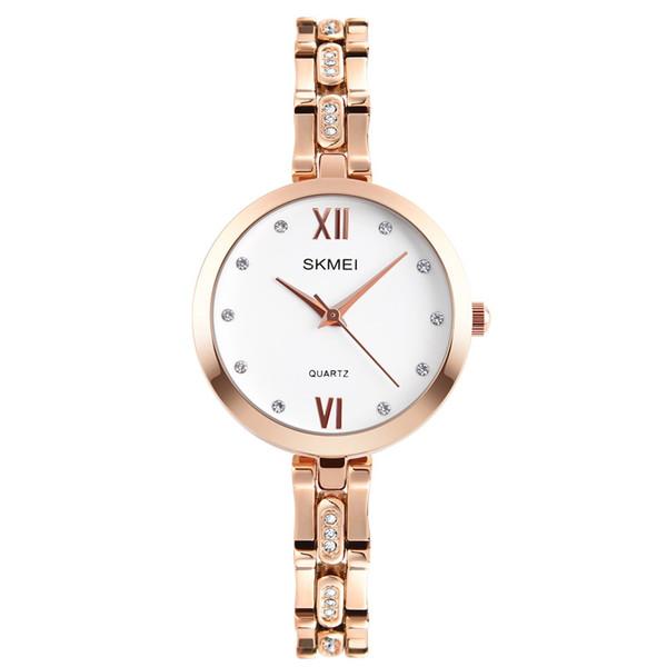 ساعت مچی عقربه ای زنانه اسکمی مدل 1225 کد 01