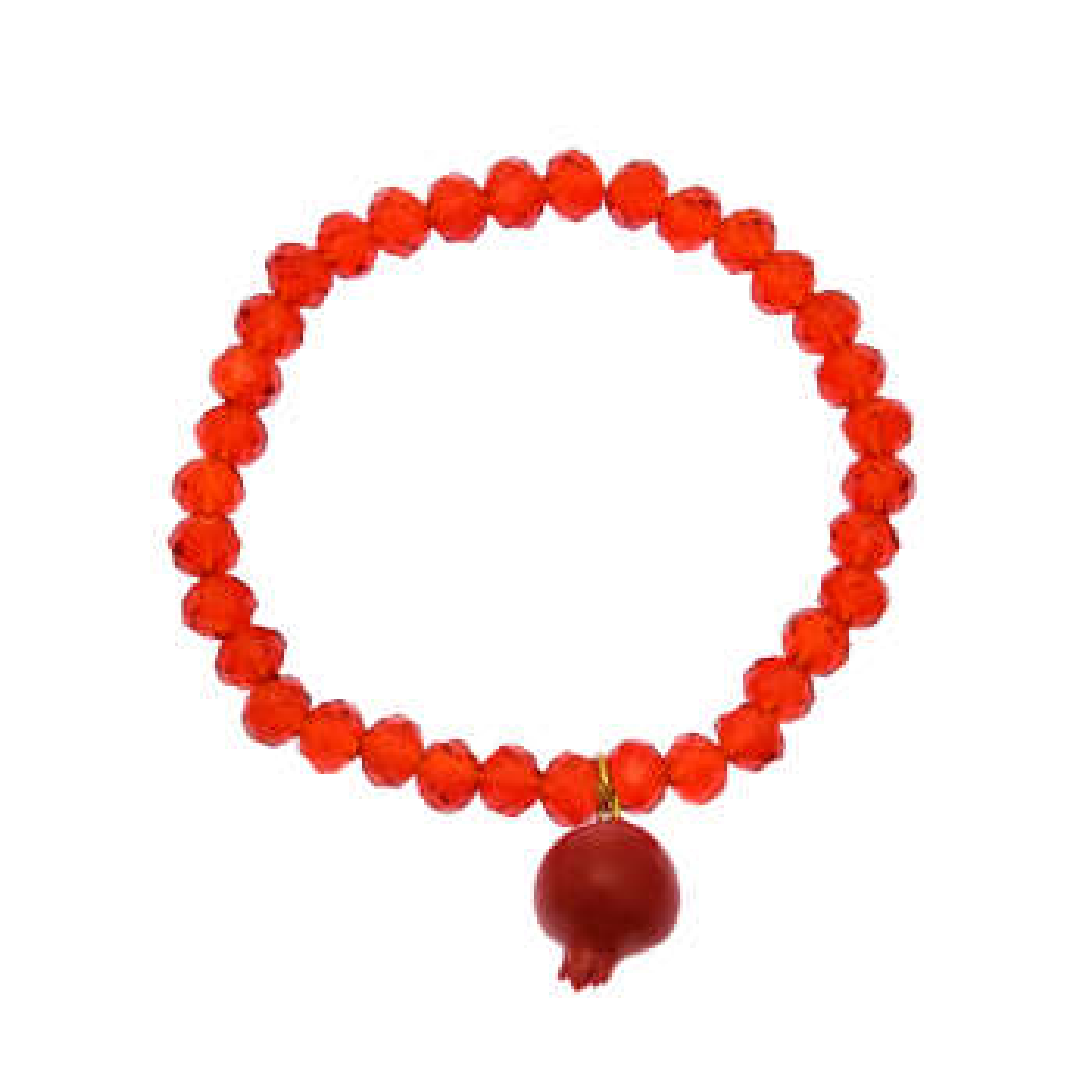 دستبند دخترانه مدل انار B12