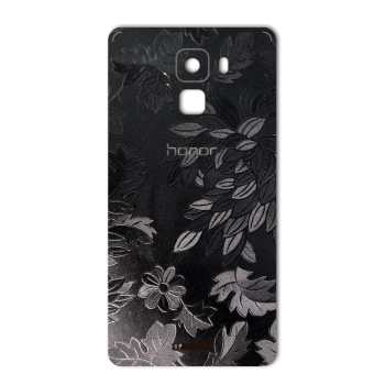 برچسب پوششی ماهوت مدل Wild-flower Texture مناسب برای گوشی  Huawei Honor 7