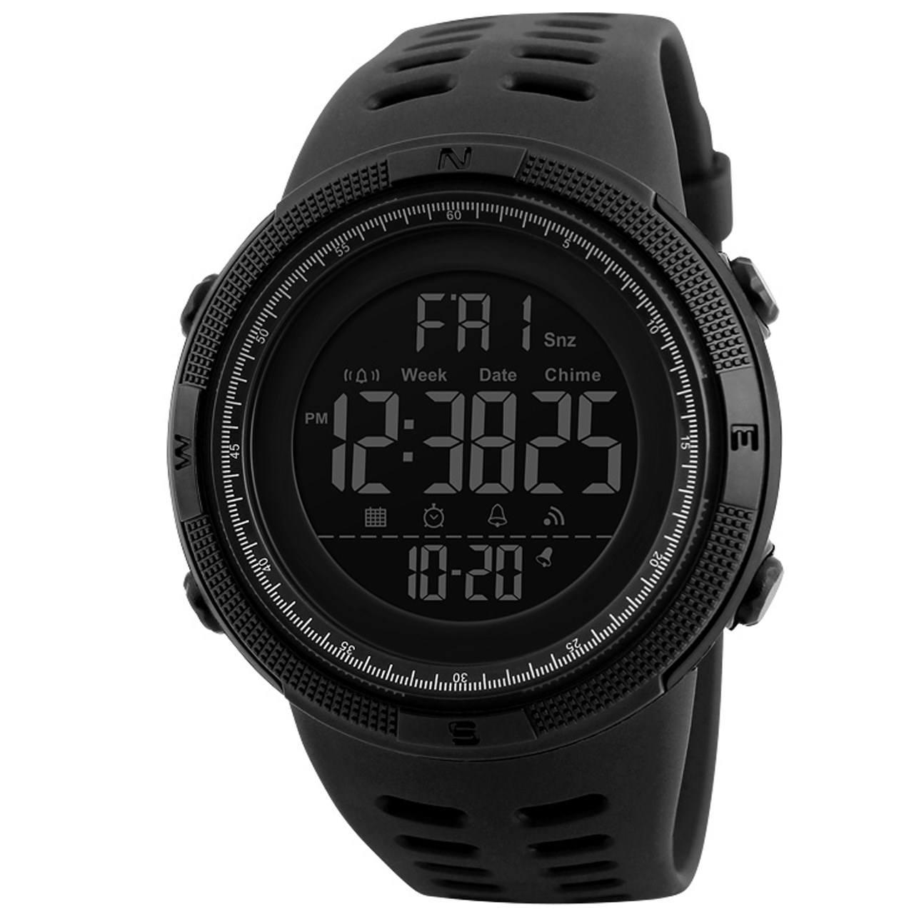 ساعت مچی دیجیتالی مردانه اسکمی مدل 1251 کد01 -  - 2