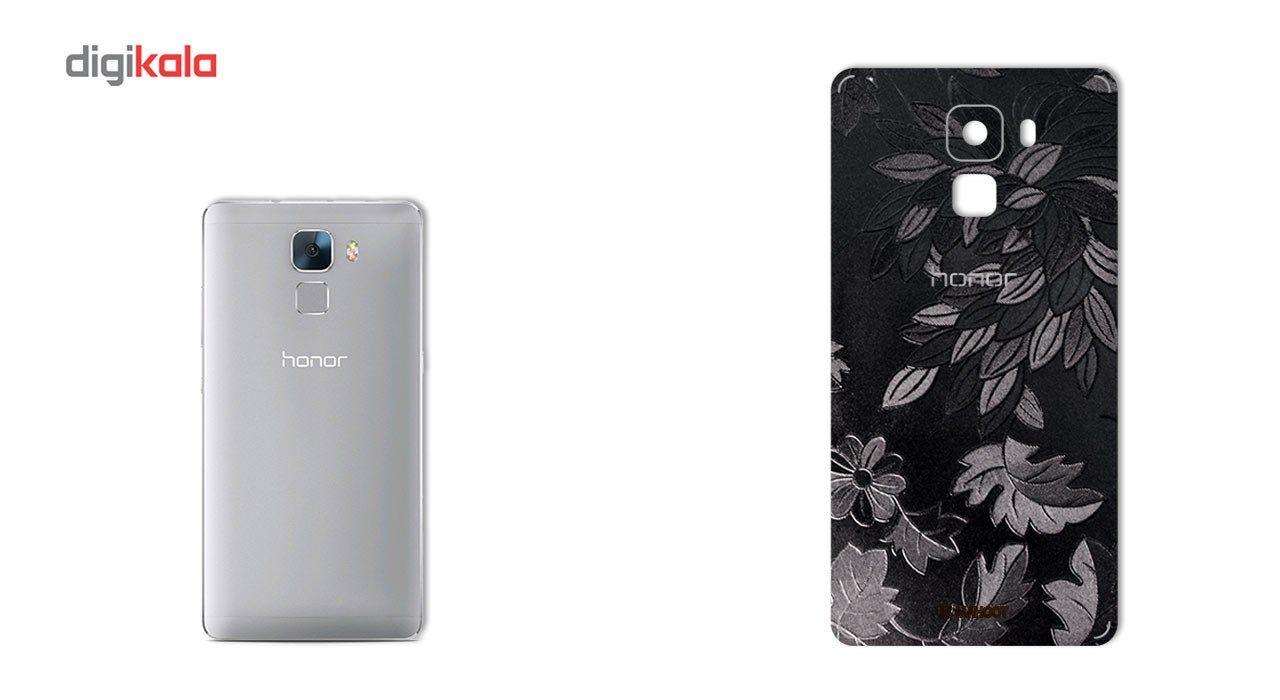 برچسب پوششی ماهوت مدل Wild-flower Texture مناسب برای گوشی  Huawei Honor 7 main 1 1