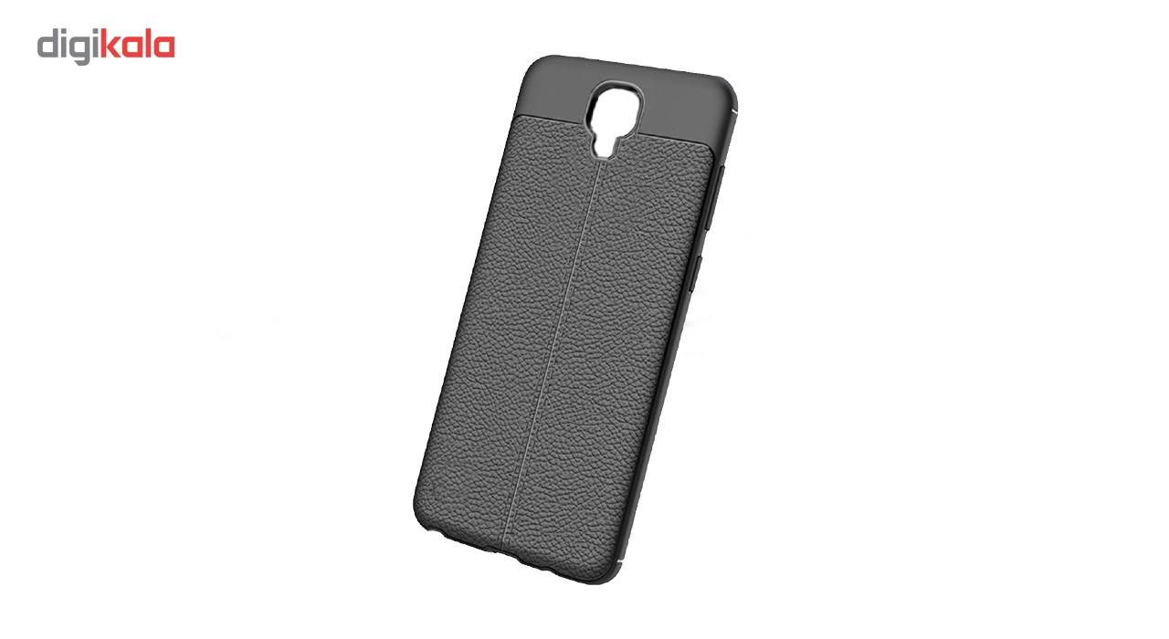 کاور ژله ای طرح چرم مناسب برای گوشی موبایل سامسونگ Galaxy S4 main 1 1