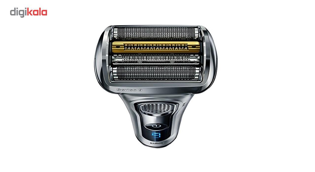 ماشین اصلاح صورت براون مدل 9290CC