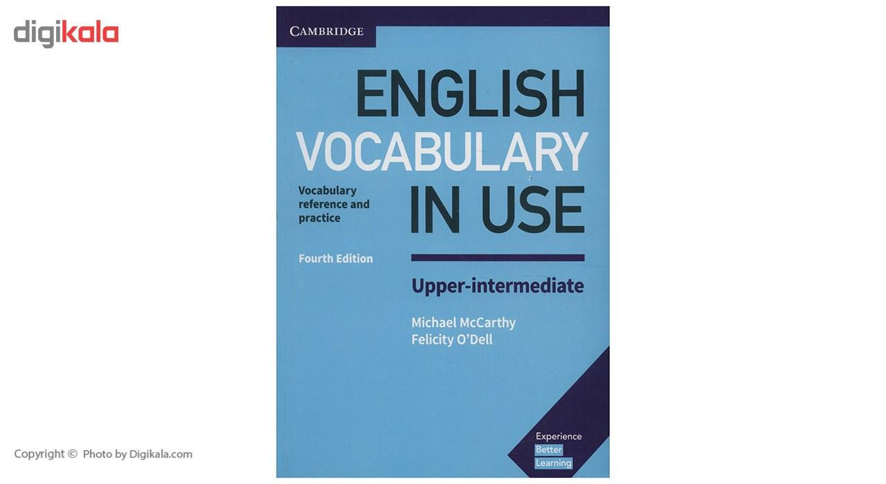خرید                      کتاب زبان English Vocabulary in Use Upper Intermediate