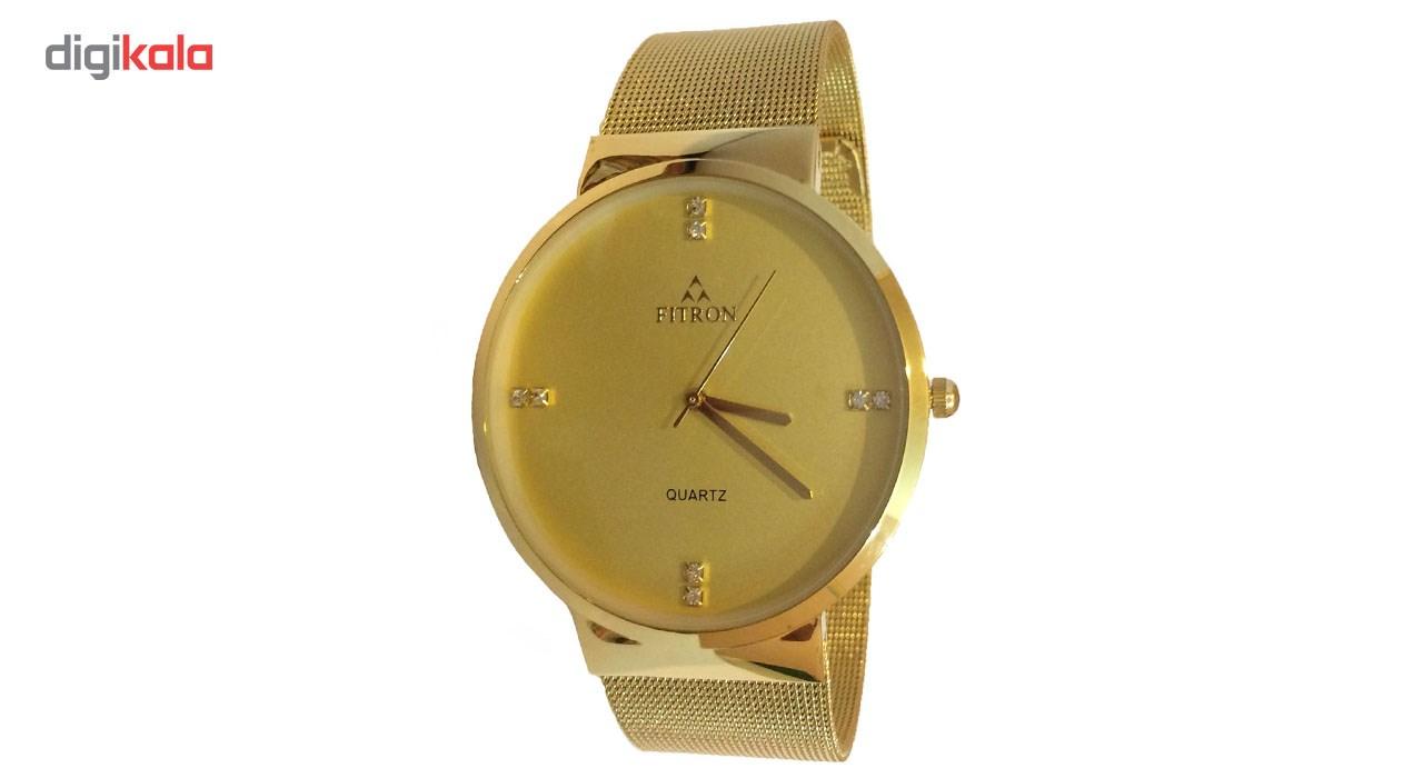 خرید ساعت مچی عقربه ای مردانه  فیترون مدل No 8735 M
