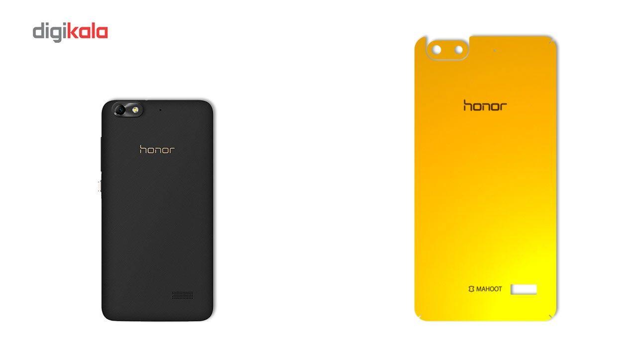 برچسب پوششی ماهوت مدلColor Special مناسب برای گوشی  Huawei Honor 4c main 1 4